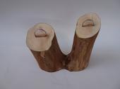 木の匠が作るリングピロー